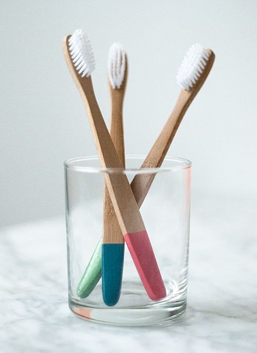 Diy Project Rubber Dipped Toothbrushes Design Sponge