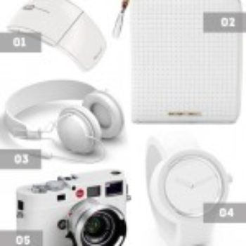 After Labor Day White Gadgets