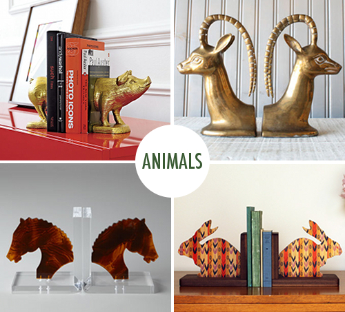 keeping things tidy: bookend roundup – Design*Sponge