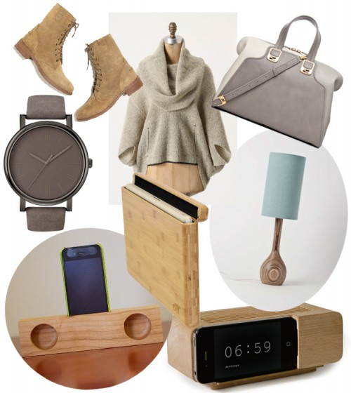 all-natural fashion and tech