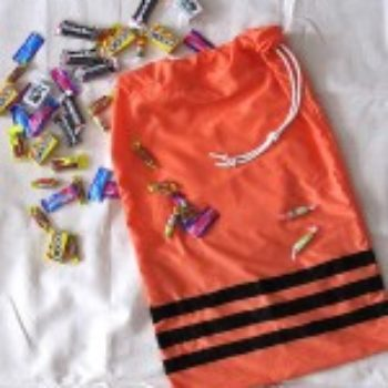 DIY Project: Halloween Treat Bag