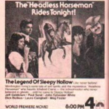 Art In The Everyday: The Legend of Sleepy Hollow
