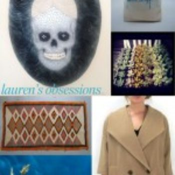 Obsessions: Lauren Wolf