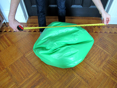 Admirable Dorm Diy Beanbag Chair Makeover Design Sponge Gmtry Best Dining Table And Chair Ideas Images Gmtryco