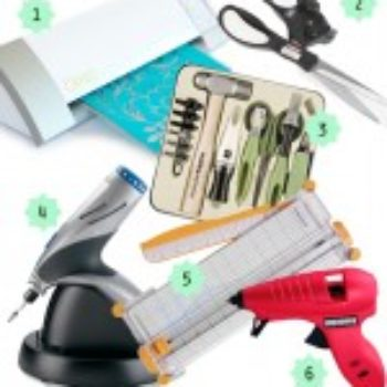 My Crafting Arsenal: Gadgets + Apps