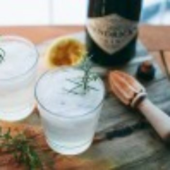 Behind the Bar: Pauline Boldt's Holiday Gin and Tonics
