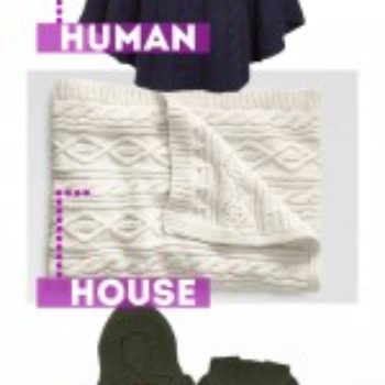 Human/House/Harvey: Cable Knit