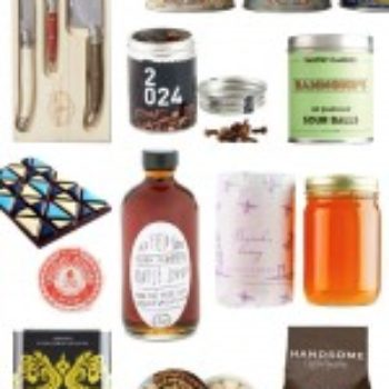 2012 D*S Gift Guide: Pretty Packaging