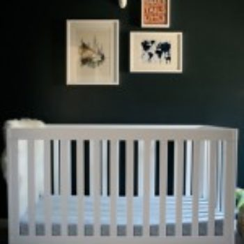 Before & After: Nursery Makeover