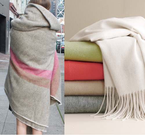 Current Obsessions Cozy Blankets Throws Design Sponge