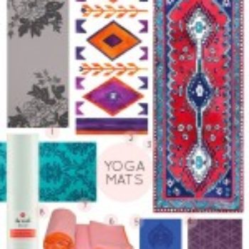 20 Great Yoga Mats