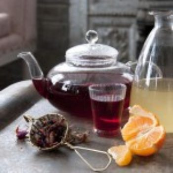 Bellocq's Hibiscus-Ginger Tea Warmer