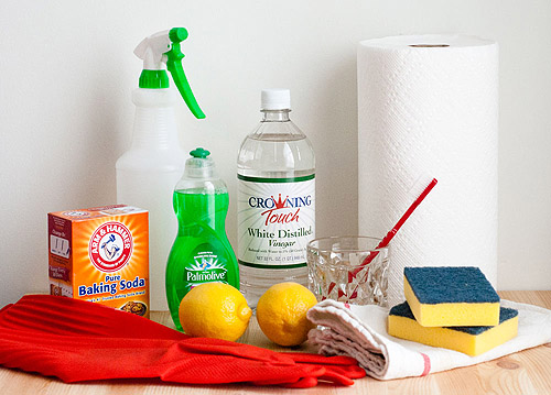 Cleaning basic toolkit