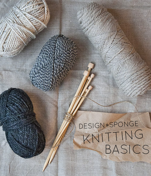 Knitting Basics