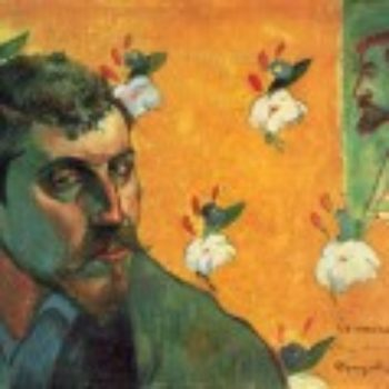 Flowers Inspired by Gauguin