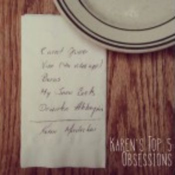 After the Jump: Karen Mordechai of Sunday Suppers (MP3)