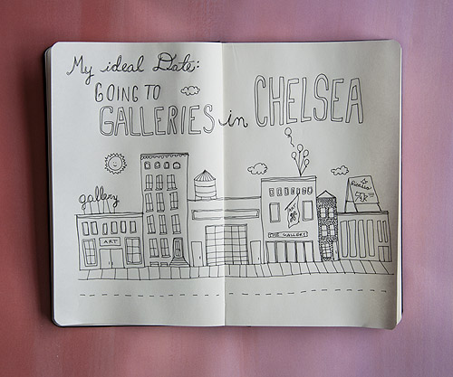 Ideal Dates: Ideas From The Creative Community