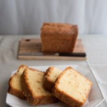In the Kitchen With: Rachel Khoo's Ginger and Orange Tea Cake