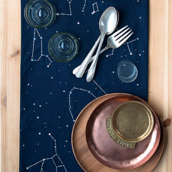 French Dot Constellation Runner