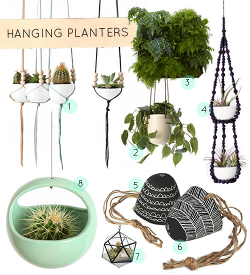 30 Must-Have Hanging Planters