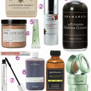 30 Green Beauty Finds