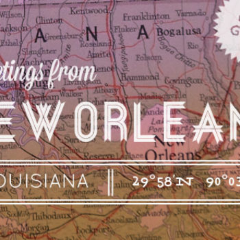 New Orleans Design Guide