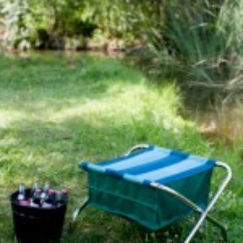 Upholstery Basics: Camping Chair