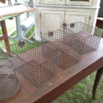 Brimfield 2013: Interesting Storage Pieces