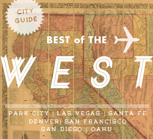 Best of the West City Guides
