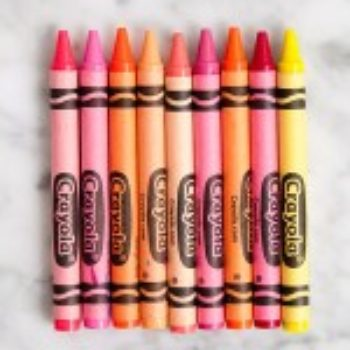 Art In The Everyday: Crayola Crayons