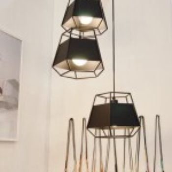 ICFF 2013 Trends: Geometric Patterns & Shapes