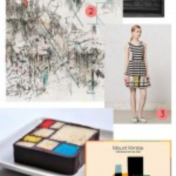 Your Weekend To-Do List: Inspired by Modern Art
