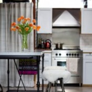 In Los Angeles: making a small space feel big