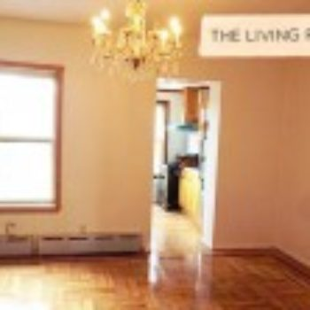 My New Apartment: The Living Room (Planning)