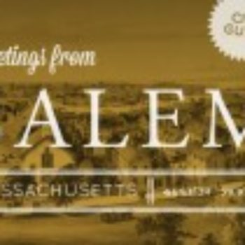 Salem, MA City Guide