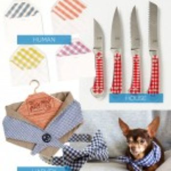 Human/House/Harvey: Gingham