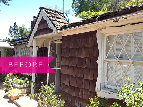 Before Amp After A Hollywood Hills Makeover Design Sponge