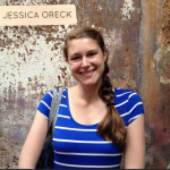 After the Jump: Jessica Oreck