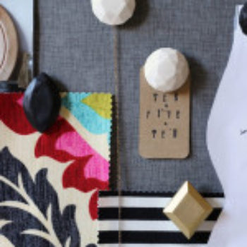 Back To School: 16 Great Projects for Decorating Your Dorm