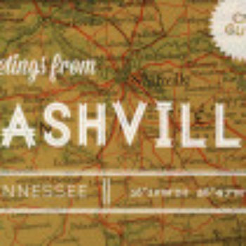 Nashville City Guide {UPDATE}