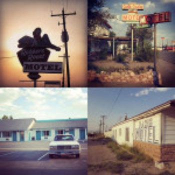 The Motel Postcard: A Window to the 1950's Road Trip