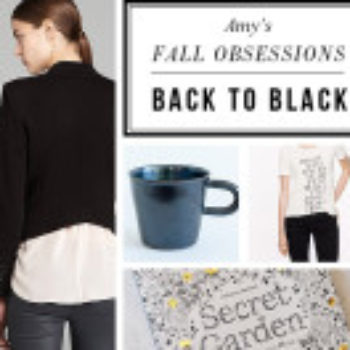 Amy's Fall Obsessions