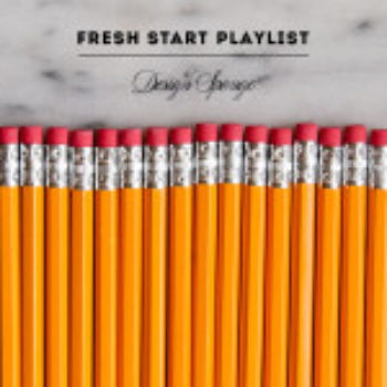 "September ""Fresh Start"" Playlist + Weekly Wrap-Up"