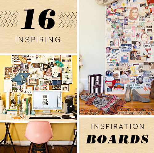 Best Of Inspiration Boards