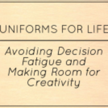 After The Jump: Avoiding Decision Fatigue and Making Room for Creativity (MP3)