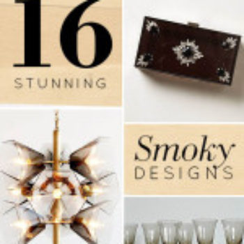 16 Stunning Smoky Glass Designs
