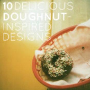 An Ode to the Doughnut: 10 Designs Inspired by My Favorite Breakfast Treat