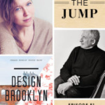 After The Jump: Radio Interview with Anne + Michel of Design Brooklyn (MP3)