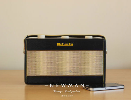 Newman Radios: Refurbished Vintage Radios for the Modern