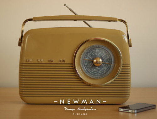 Newman Radios Refurbished Vintage Radios For The Modern
